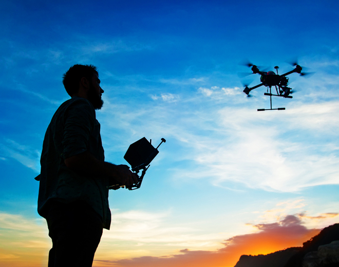 Choosing a drone for commercial operations