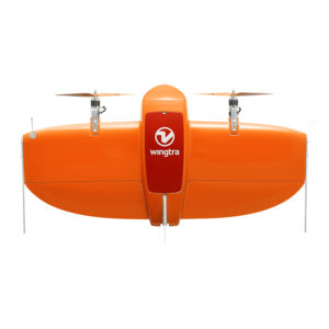 WingtraOne Fixed Wing Drone