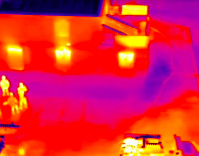 Aerial Thermography: What are your best options?