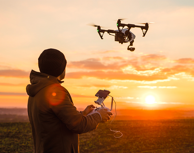Using Drones for Good, Part 4: Disaster response