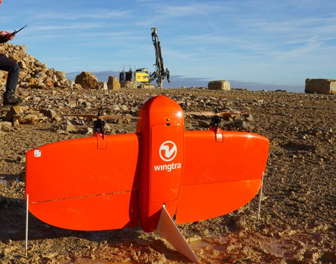 Fixed Wing vs Multirotor Drones for Surveying