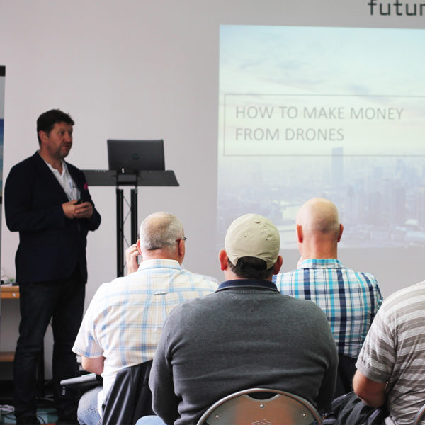 Building a drone Business