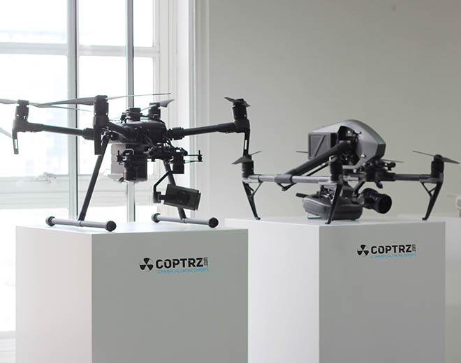 DJI M200 or Inspire 2? Choosing the right drone for your business