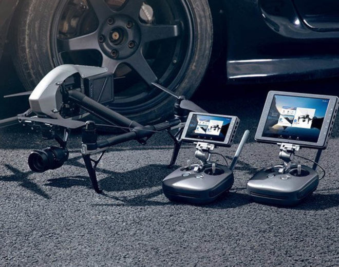 A Closer Look at DJI's CrystalSky Range