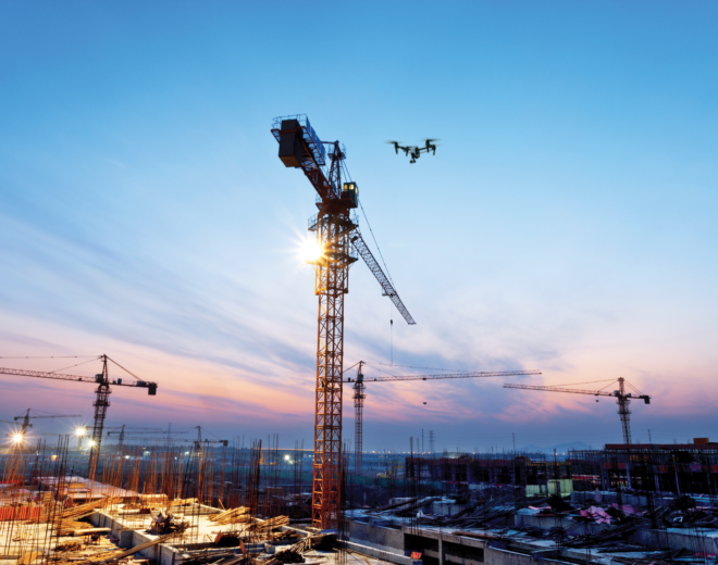 How to use drones to assess construction sites