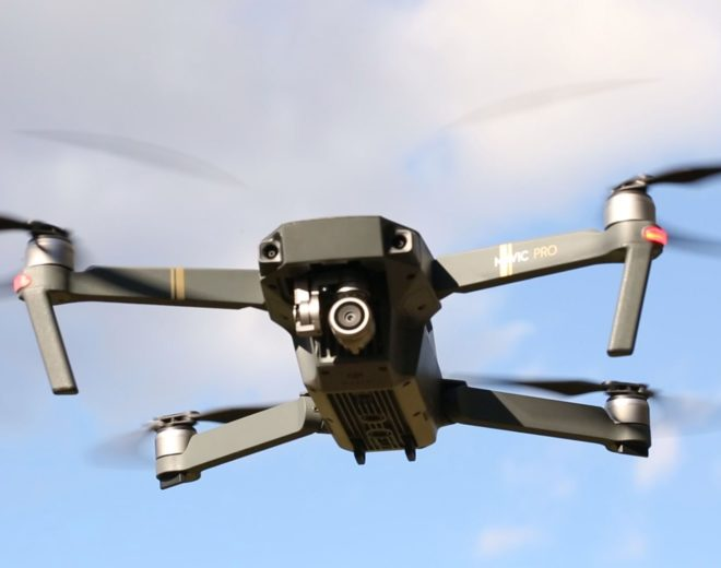 Top Collision Avoidance Drones
