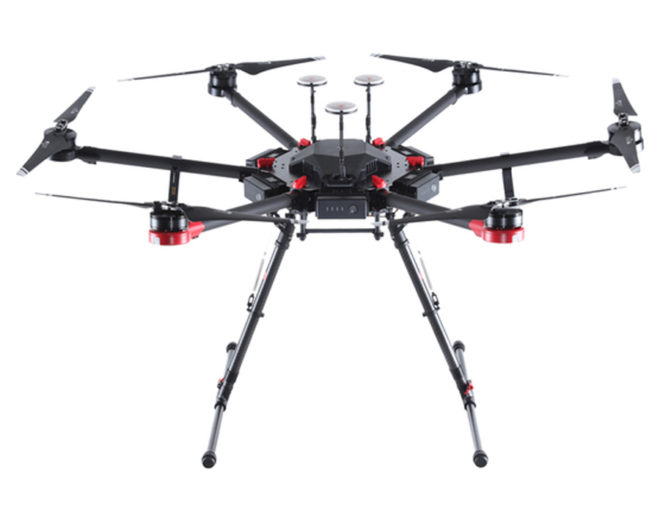 The Matrice 600: Top Payloads for DJI's Innovative Drone