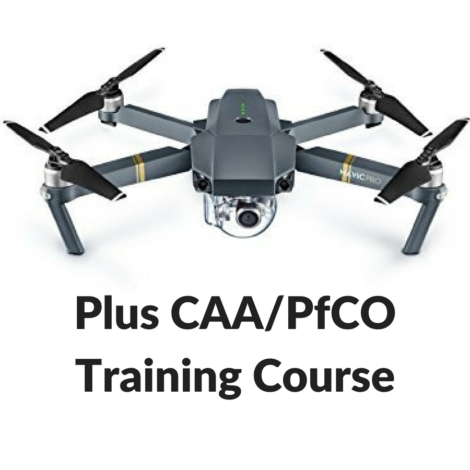 DJI Mavic Pro + CAA PfCO Training Course