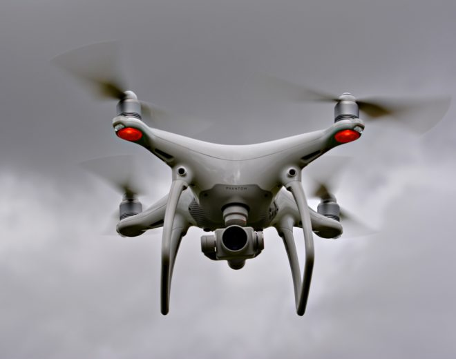 Drones and illegal surveillance; how to protect yourself and your business