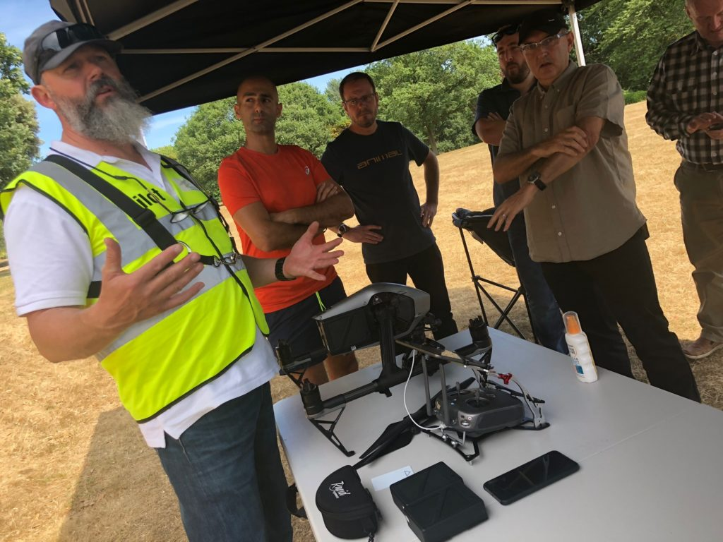 NQE Coptrz drone training course
