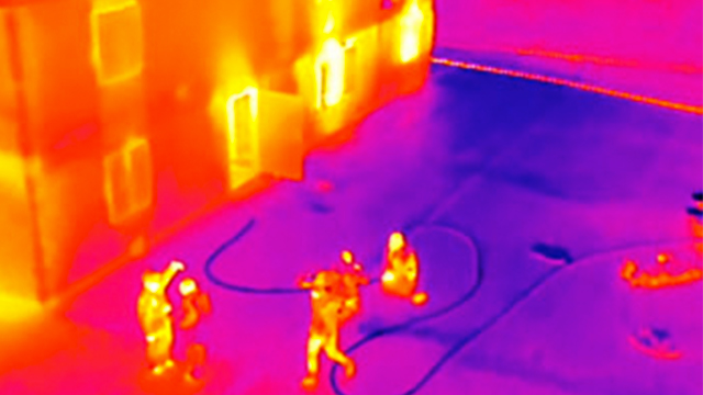 Drone Thermal Imagery
