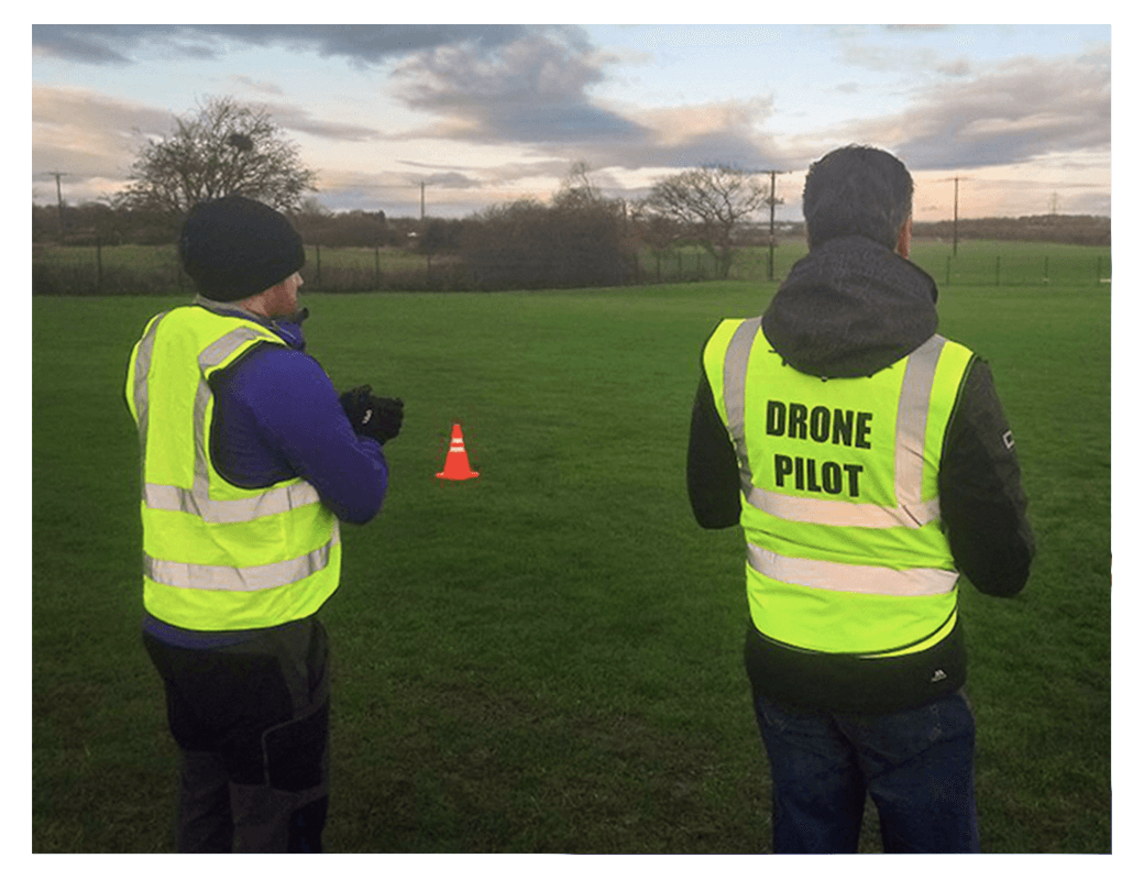 CAA Drone Training Courses - COPTRZ - Become a Drone Pilot