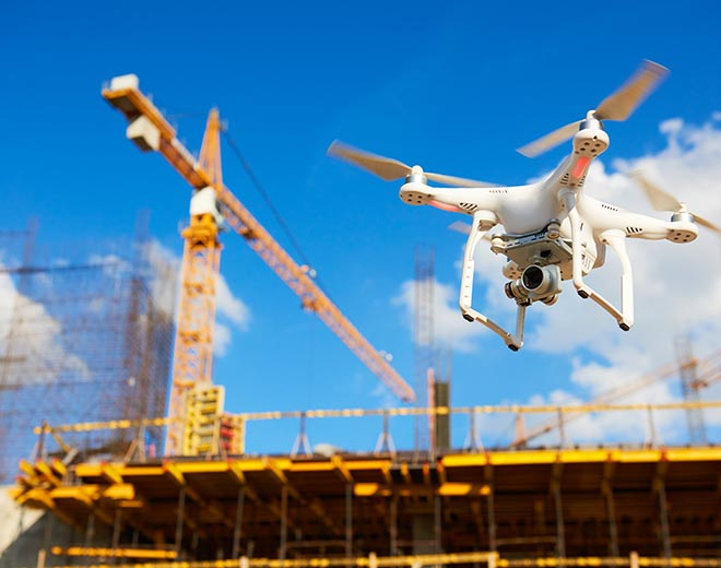 Introducing the UK's Only PfCO Drone Training Course for Surveying and Construction