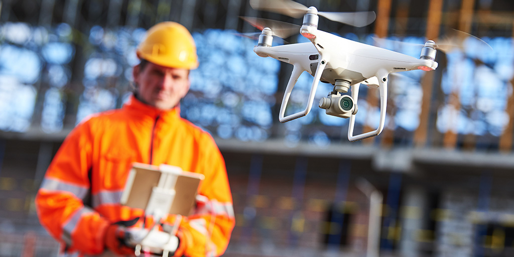 Surveying and Mapping Drone