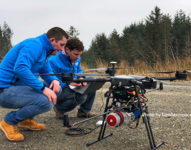How one happy customer is using drones and LIDAR to protect Scottish woodlands