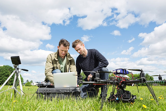 Getting started as a commercial drone operator