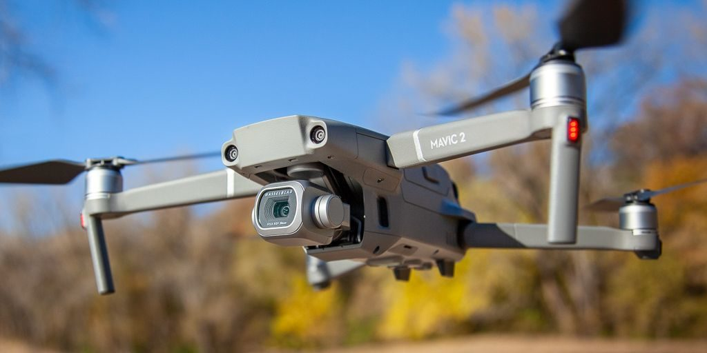 Drone for property photography and videography