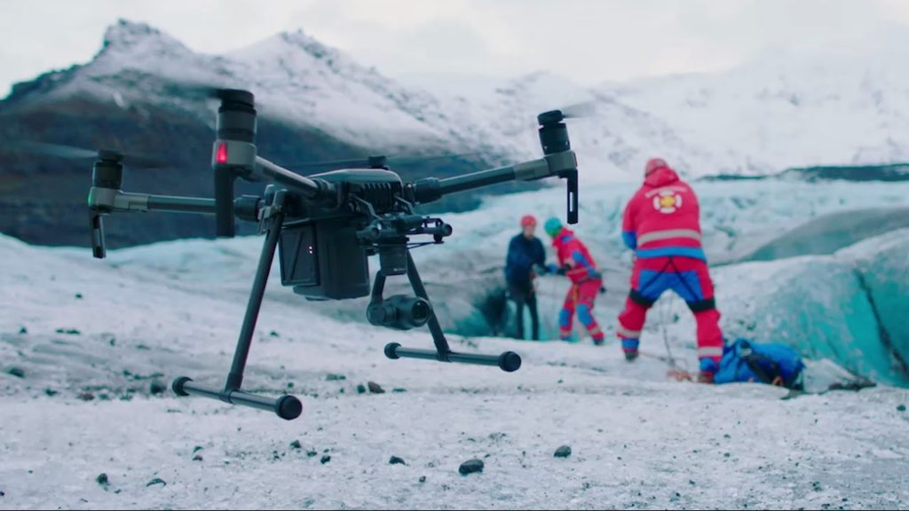 Search and Rescue and drones