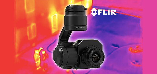 Top Thermal Camera's for Inspection & Public Safety