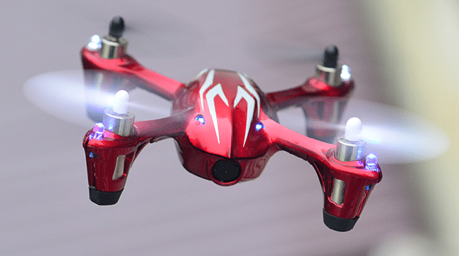 Commercial Toy Drones