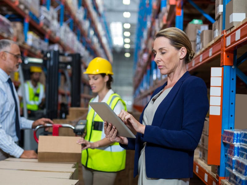 FlytWare software for Warehouse Inventories