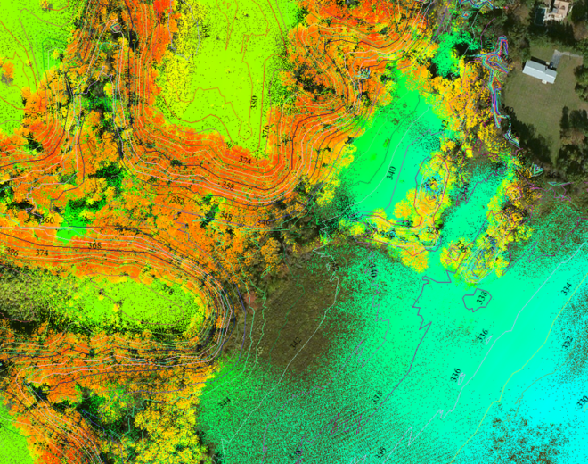 A Beginner's Guide to LIDAR Surveying