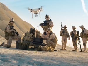 Army Drones and Drone Pilots