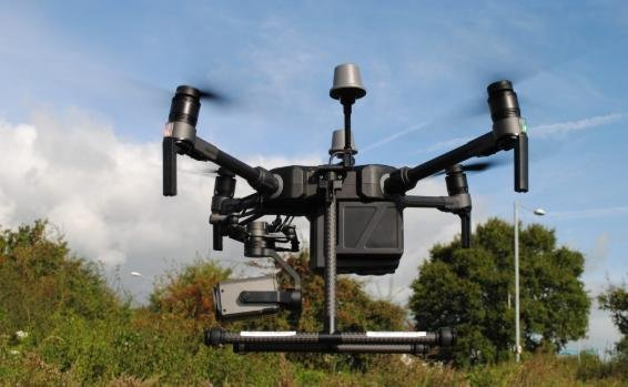 drones for inspection Networx3 Matrice 210 v2