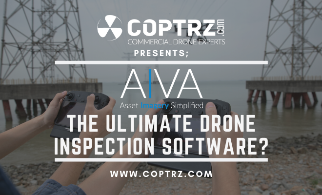 AIVA - The Ultimate Drone Inspection Software?