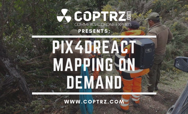 Pix4Dreact - Mapping On Demand