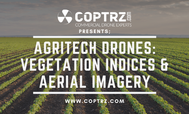 Agritech Drones: Vegetation Indices And Aerial Imagery