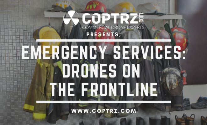 Emergency Services: Drones On The Frontline