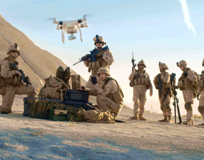 New Project funding Drone Innovation in the UK Military