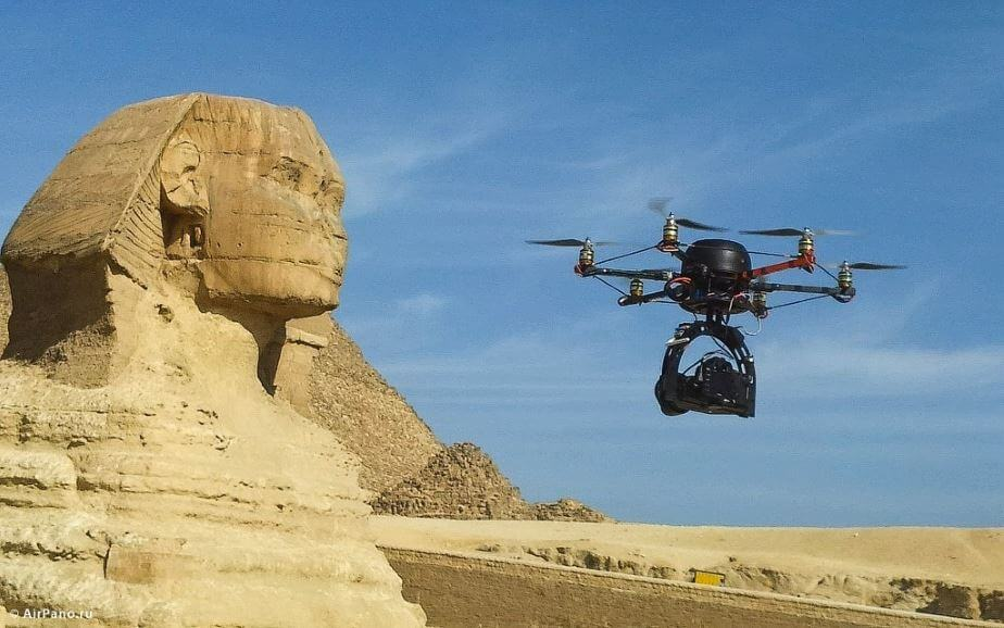 Drones and Archeology