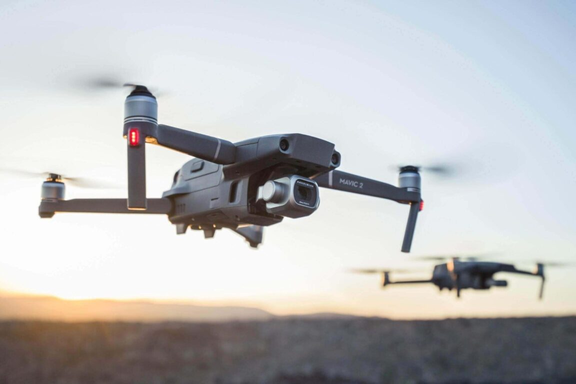 Best drones for film making