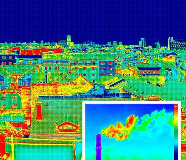 Drone Thermal Imaging:  Is this your new career?