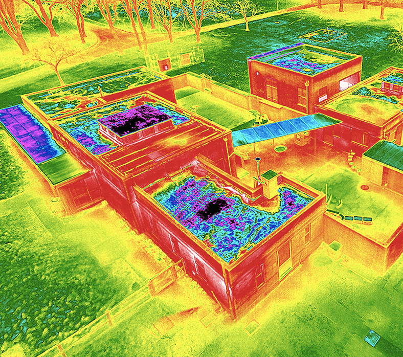 Aerial Thermal Imaging Technology