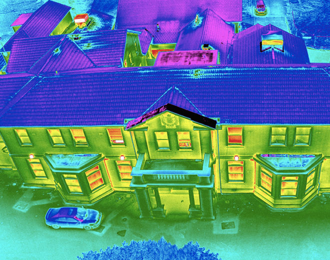Top Thermal Camera's for Inspection and Public Safety