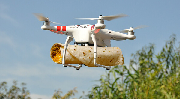 Incorporating Drones for Delivery Services
