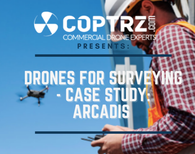Drones for Surveying: Arcadis