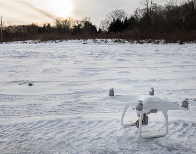 Flying your Drone In Winter: Our Drone Survival Guide