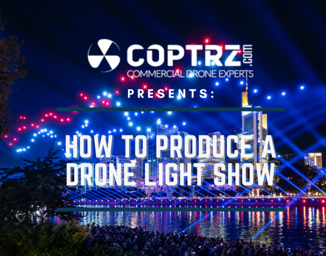 Drone Light Show: Swarmtech Drones LTD